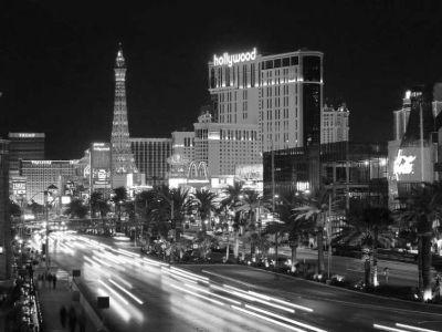 Las Vegas Black & White